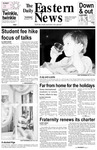 Daily Eastern News: December 05, 1996 by Eastern Illinois University