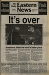 Daily Eastern News: December 09, 1996 by Eastern Illinois University