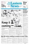 Daily Eastern News: September 08, 1997 by Eastern Illinois University