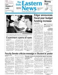 Daily Eastern News: February 18, 1998 by Eastern Illinois University