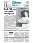 Daily Eastern News: September 02, 1999 by Eastern Illinois University