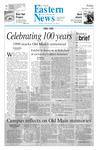 Daily Eastern News: September 03, 1999
