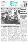 Daily Eastern News: September 08, 1999 by Eastern Illinois University