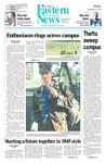 Daily Eastern News: September 10, 1999 by Eastern Illinois University