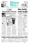 Daily Eastern News: September 15, 1999 by Eastern Illinois University