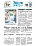 Daily Eastern News: September 17, 1999