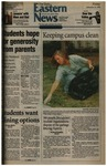Daily Eastern News: September 24, 1999 by Eastern Illinois University