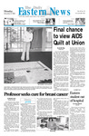 Daily Eastern News: December 04, 2000