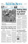 Daily Eastern News: December 08, 2000