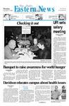 Daily Eastern News: November 13, 2000