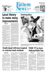 Daily Eastern News: August 01, 2001 by Eastern Illinois University