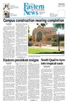 Daily Eastern News: August 18, 2001 by Eastern Illinois University