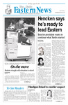 Daily Eastern News: August 20, 2001 by Eastern Illinois University