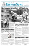 Daily Eastern News: August 21, 2001 by Eastern Illinois University