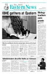 Daily Eastern News: August 22, 2001 by Eastern Illinois University