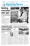 Daily Eastern News: August 28, 2001 by Eastern Illinois University