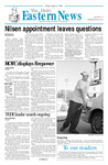 Daily Eastern News: August 31, 2001 by Eastern Illinois University