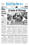 Daily Eastern News: January 09, 2001 by Eastern Illinois University
