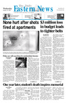 Daily Eastern News: January 10, 2001 by Eastern Illinois University