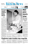 Daily Eastern News: January 11, 2001 by Eastern Illinois University