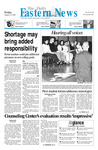 Daily Eastern News: January 12, 2001 by Eastern Illinois University
