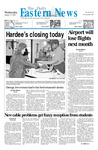 Daily Eastern News: January 17, 2001 by Eastern Illinois University
