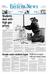 Daily Eastern News: January 19, 2001 by Eastern Illinois University