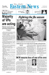 Daily Eastern News: January 23, 2001 by Eastern Illinois University