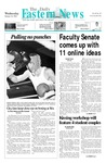Daily Eastern News: January 24, 2001 by Eastern Illinois University