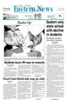Daily Eastern News: January 25, 2001 by Eastern Illinois University