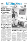 Daily Eastern News: January 26, 2001 by Eastern Illinois University
