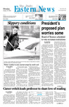 Daily Eastern News: January 29, 2001 by Eastern Illinois University