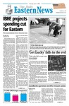 Daily Eastern News: April 01, 2002 by Eastern Illinois University