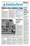 Daily Eastern News: April 02, 2002 by Eastern Illinois University