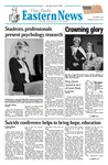 Daily Eastern News: April 08, 2002 by Eastern Illinois University