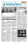Daily Eastern News: April 09, 2002 by Eastern Illinois University