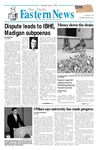 Daily Eastern News: April 11, 2002 by Eastern Illinois University