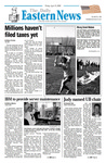 Daily Eastern News: April 12, 2002 by Eastern Illinois University