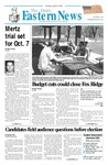 Daily Eastern News: April 16, 2002 by Eastern Illinois University