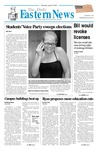 Daily Eastern News: April 18, 2002 by Eastern Illinois University