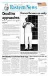 Daily Eastern News: April 19, 2002 by Eastern Illinois University