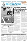 Daily Eastern News: April 22, 2002 by Eastern Illinois University