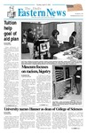 Daily Eastern News: April 23, 2002 by Eastern Illinois University
