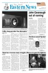 Daily Eastern News: April 25, 2002 by Eastern Illinois University