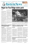 Daily Eastern News: July 01, 2002 by Eastern Illinois University