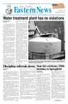 Daily Eastern News: July 10, 2002 by Eastern Illinois University