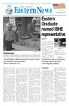 Daily Eastern News: July 15, 2002 by Eastern Illinois University