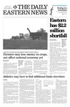 Daily Eastern News: October 02, 2002 by Eastern Illinois University