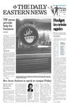 Daily Eastern News: October 03, 2002 by Eastern Illinois University