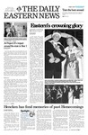 Daily Eastern News: October 08, 2002 by Eastern Illinois University